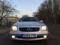 Mercedes SLK 1 former owner