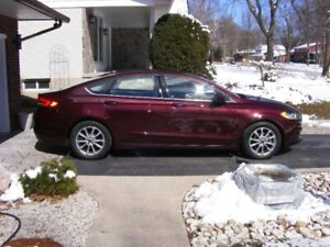 2017 Ford Fusion SE -  SOLD PENDING CREDIT APPROVAL