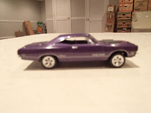 Hot Wheels Plum Crazy Purple Hot Rod Magazine 1969 Plymouth GTX