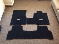 Full set 2010 Honda CR-V car mats