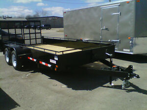Trailers For Sale –Enclosed, Utility, Car Haulers, Dump and More