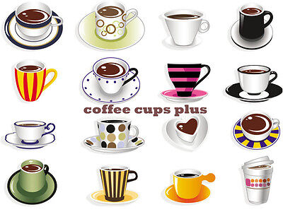 coffee cups plus