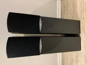 Bose 701 Series II Direct Reflect Powered Tower Speakers
