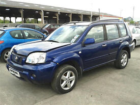 NISSAN X-TRAIL 2.2 DCI 2004 FOR PARTS!