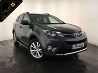 2014 TOYOTA RAV4 INVINCIBLE 4D ESTATE DIESEL 1 OWNER SERVICE HISTORY FINANCE PX