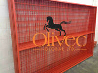 TEMPORARY FENCE CONSTRUCTION PANLES  - Olivec Global Ltd