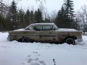 Wanted Classic car project Shipped from Winnipeg to Nova Scotia