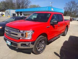2018 Ford F150 XLT. 2.7l 10 speed auto. 54000kms.like new.
