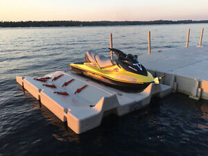PWC  Seadoo Docks by Connect A Dock
