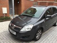 Pco Vauxhall zafira Design petrol Manuel