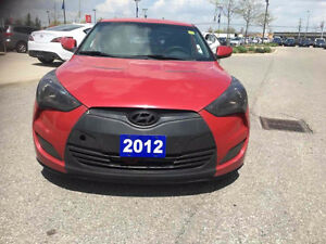 2012 HYUNDAI VELOSTER 1.6L NO ACCIDENT 147000KM 2 SETS OF TIRES
