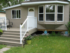 Cottage for rent in Grand Beach Provincial Park