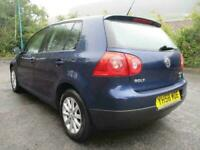 2008 Volkswagen Golf Match Fsi 115 Hatchback Petrol Manual