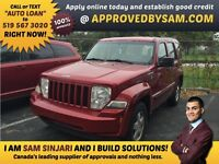 "UPGRADES MADE EASY - LIBERTY - TEXT ""AUTO LOAN"" TO 519 567 3020"