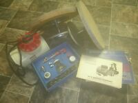 Airbrush Turntables Compressor