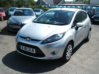 2011 61 Ford Fiesta 1.25 ( 82ps ) Edge 3d **NEW MOT**