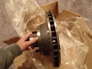 2 ea Front Brake Rotors / Inner & Outer Bearings / Wheel Seals Sarnia Sarnia Area image 6