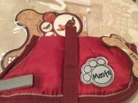 Masta waterproof dog coat