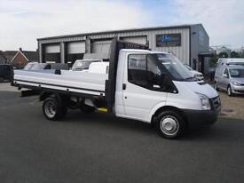 Ford Transit T350 2.4TDCi Brand new 12ft dropside body 2008,Only 63300 miles