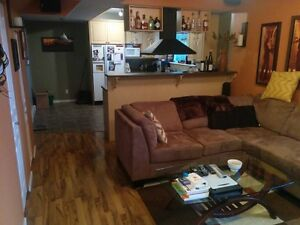2 BDR Unfurnished Modern Basement Suite for Rent - $1600 per mon
