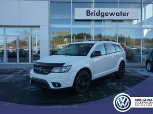 2016 DODGE JOURNEY BLACKTOP EDITION - BEST PRICE IN NOVA SCOTIA