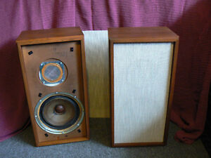 Classic KLH 17's $125.00 or trade