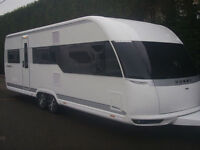 BRAND NEW 2017 HOBBY 650 PREMIUM,£2500 TO RESERVE YOUR CARAVAN.