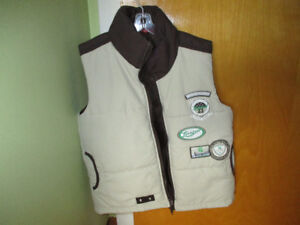 Youth outer wear vest