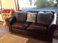 Leather Sofa Marks and Spencer's