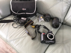 Nikon D5000 for sale  Fort McMurray
