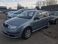 2004(54) Skoda Fabia Classic 12v HTP ESTATE, **ANY PX WELCOME**