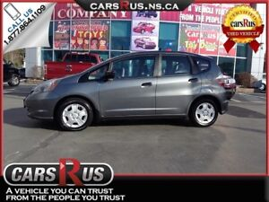 2014 Honda Fit Auto One Owner