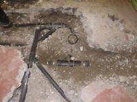 Gold Standard In Plumbing Rough-Ins