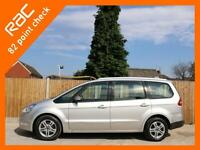 2014 Ford Galaxy 2.0 TDCI Turbo Diesel Zetec Powershift 6 Speed Auto 7-Seater MP