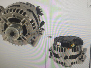 BMW Alternator NEW ORIGINAL  12317525376