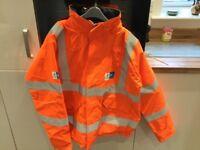 Work jacket size XL