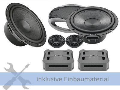Hertz Lautsprecher CK165 570W 165mm für Mercedes CLK Coupe (C209) 2002-2009