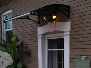 Polycarbonate Awning Canopy for door,window,Patio,porch,aluminum Kingston Kingston Area image 8