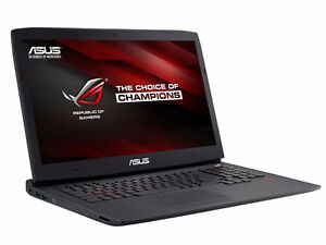 ASUS ROG 17-inch Gaming Laptop with GTX 980M 4GB [Model: G751JY]