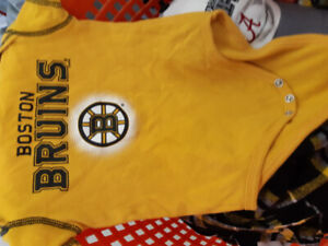 Boston bruins baby oncy 6 months