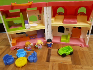 Maison little people sons et surprises