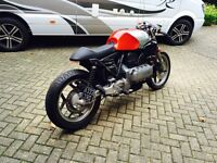 Bmw Cafe Racer / Brat / Custom (not CB XS GS flat tracker )