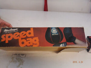 Boxing speed bag Campbell River Comox Valley Area image 1