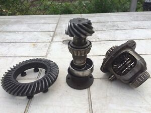 Fiat spider differential
