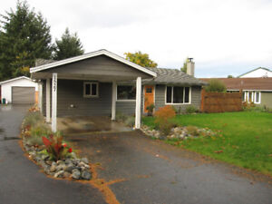 FOR SALE BY OWNER FRENCH CREEK, VANCOUVER ISL RANCHER