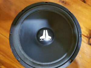"12"" JL Sub of a man of the rubber of a man loudnesses"