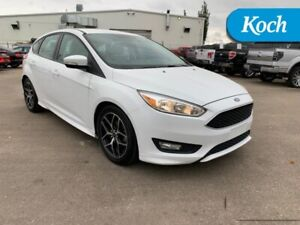 2015 Ford Focus SE  Auto with SE Sport Package
