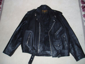 3 leather motorcycle jackets