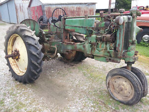 john deere 40 tractor parts for sale London Ontario image 1