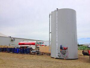 Farm Diesel Fuel Storage Tanks **NEW** Moose Jaw Regina Area image 2